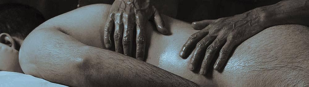 Mannen tantra massage Amsterdam